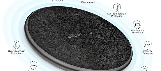 Ulefone UF002: Wireless Fast Charger Keren dengan Cover Kulit 1