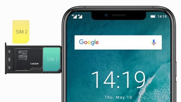 Ulefone X dirilis: Layar Poni 5.85 inci, RAM 4GB, Harga 2,5 Juta 7