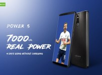 Leagoo Power 5: Phablet Murah Baterai 7000 mAh, RAM 6GB, Wireless Charging 5