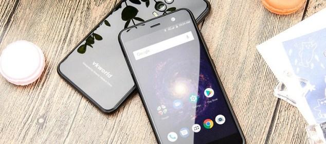 Galeri dan Video Vkworld K1: Smartphone 3 Kamera Belakang Harga Murah hj