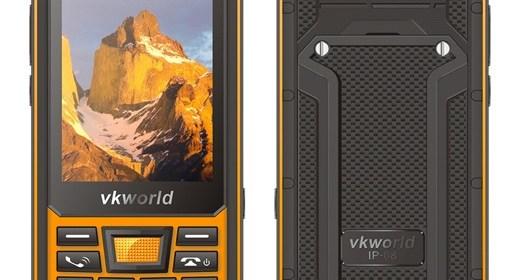 Cakep Nih Vkworld VK4000: Smartphone Rasa Ponsel Batangan 1