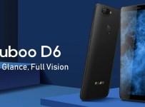 Bluboo D6 dirilis dengan RAM 2GB, Face ID, Harga 900 Ribu 1