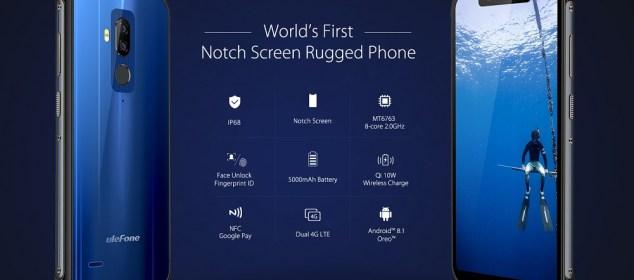 Ulefone Armor 5: Smartphone Premium Rugged IP68 Pertama dengan Layar Poni 1