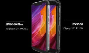 Smartphone Rugged Flagship Blackview BV9600 Plus sudah Siap: Spek Muantap!! 1