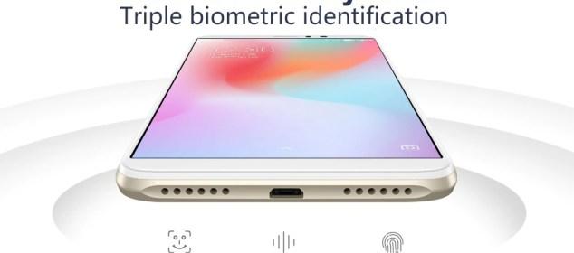 Gome Fennmy Note: Phablet Murah dengan Tripel Biometrik dan Helio P23 7
