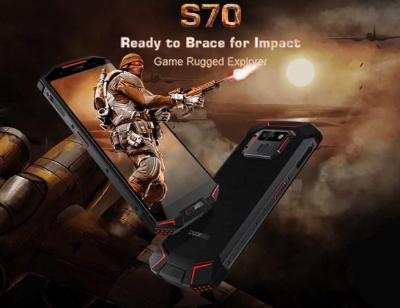 Doogee S70: Smartphone Rugged Gaming Sejati dengan RAM 6GB & NFC 1