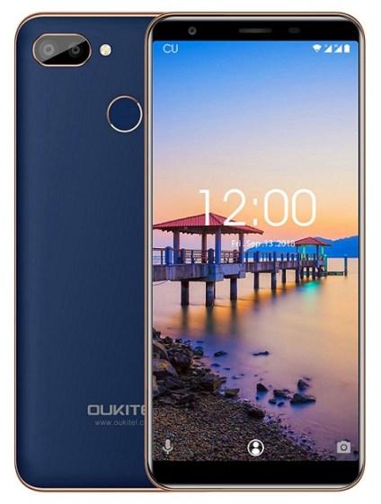 Oukitel C11 Pro dirilis dengan RAM 3GB, Baterai 3400 mAh, Harga Murah 1