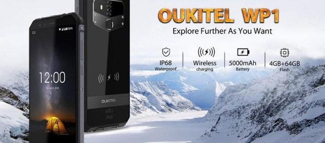 Oukitel WP1: Smartphone Rugged Elegan dengan Baterai 5000 mAh 5