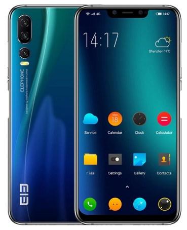 Elephone A5 mulai Dijual: Punya 5 Kamera AI, Helio P60, Harga Bagus 1
