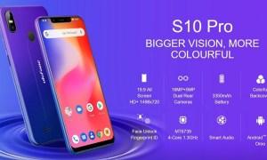 Ulefone S10 Pro 4G: Smartphone Layar Poni RAM 2GB Harga 1 Jutaan 1