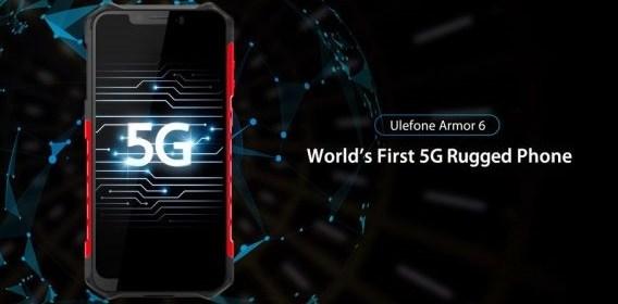 Smartphone Rugged 5G Disiapkan: Mantapnya Ulefone Armor 6 1