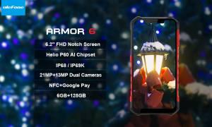Hands-on Resmi Ulefone Armor 6: Juga Tes Performa dan GPS 1