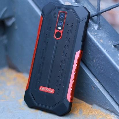 Ulefone Armor 6: Phablet Rugged Layar Poni 6.2 inci, Spek Gahar, ada UV Detector 5