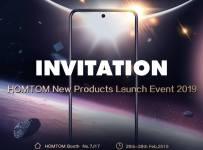 Smartphone Layar Bolong Murah Homtom S88 Disiapkan: Juga Homtom P1 2