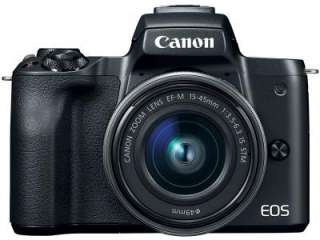 Canon EOS M50 (EF-M 15-45mm f/3.5-f/6.3 IS STM Kit Lens) Mirrorless Camera