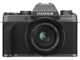 Fujifilm X-T200 (XC 15-45mm f/3.5-f/5.6 OIS PZ Kit Lens) Mirrorless Camera