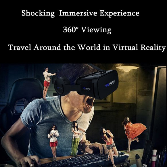 Tsanglight Virtual Reality 3D Headset - Review