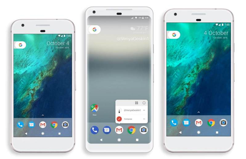 Features Of Google Pixel 2 And Pixel 2 XL