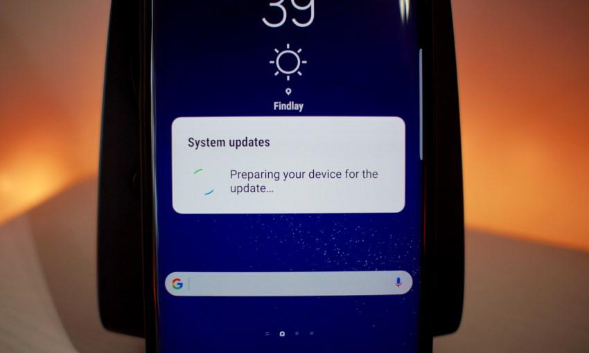 Update Sony Xperia XZ3 Into Latest Version Software Update OTA