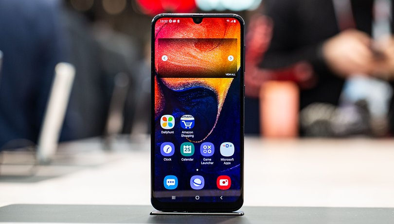 Fix Samsung Galaxy A50 Battery Draining Issue Problem Solved