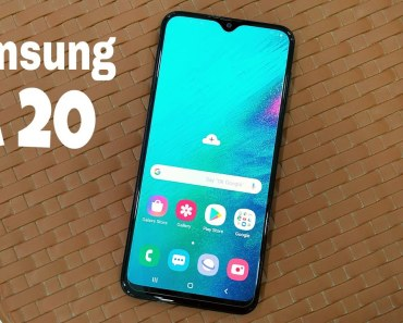 Fix Samsung Galaxy A20 Battery Draining Issue (Problem Solved)