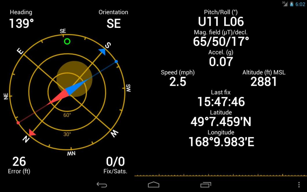 Fix LG W10 GPS Issue With Accuracy Calibration Problems