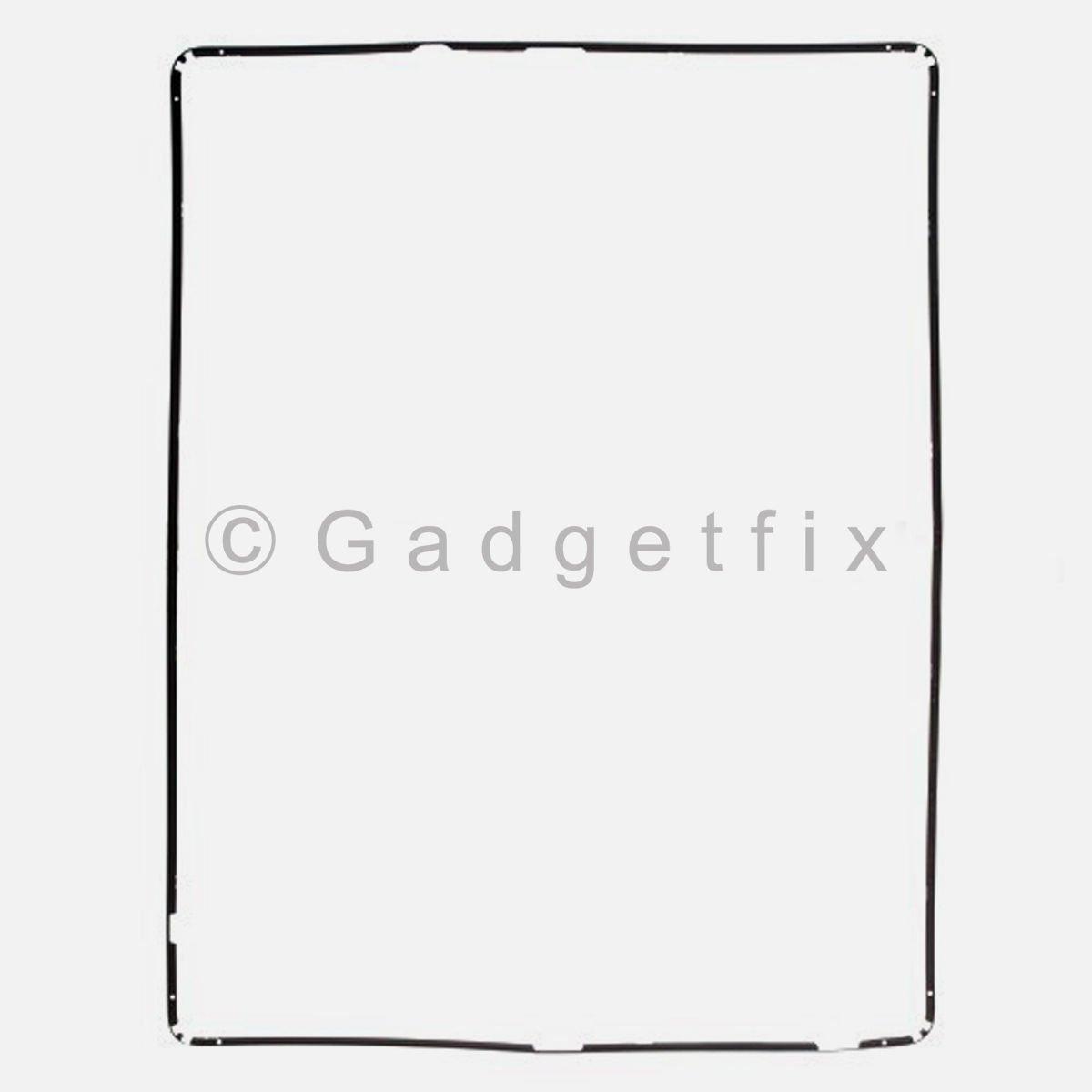 Black iPad 3rd generation gen touch digitizer holder