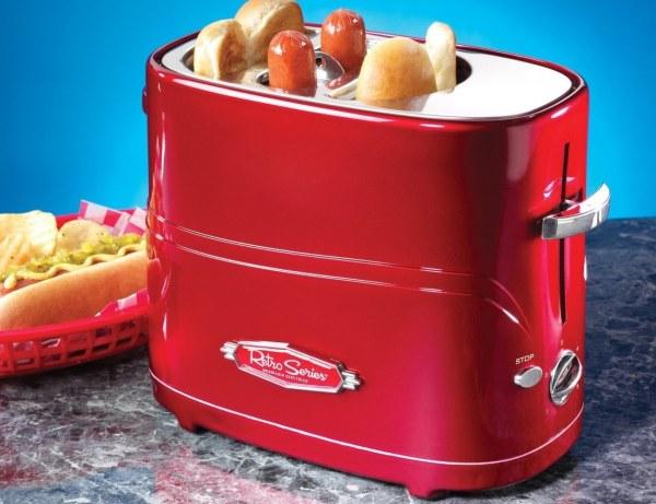 Retro Series Hot Dog Toaster