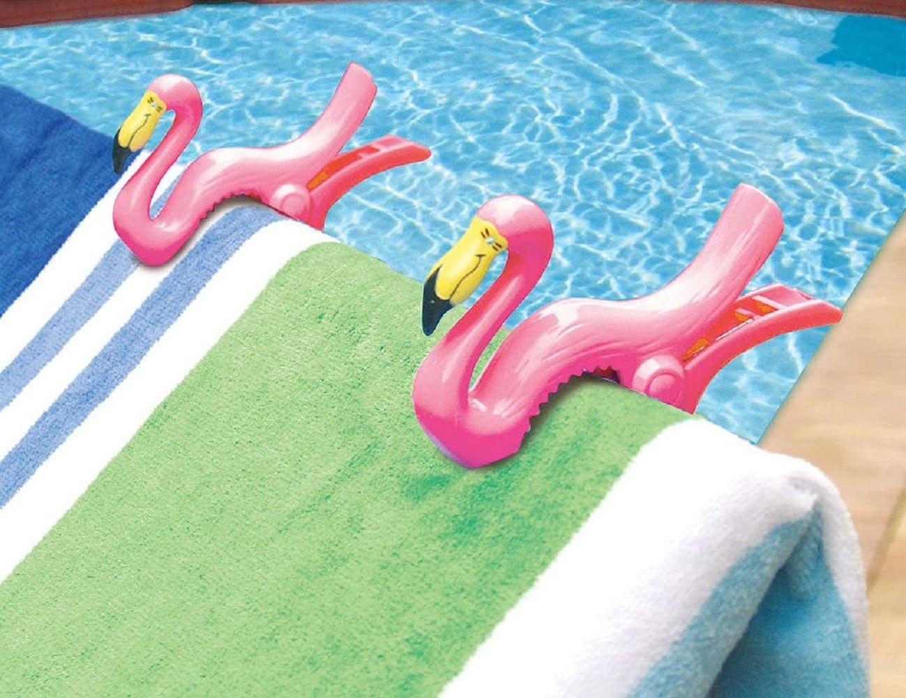 Beach Towel Clips For Chairs