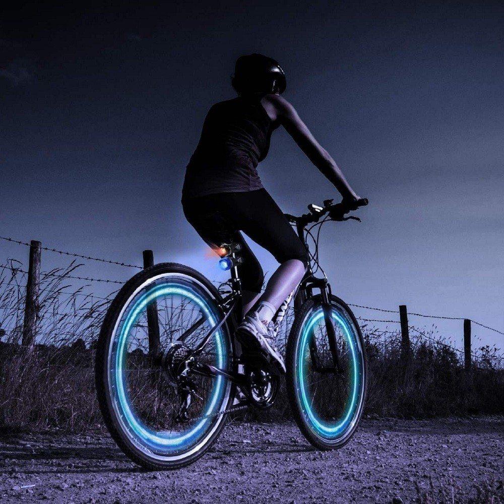 SpokeLit Bicycle Light  Gadget Flow