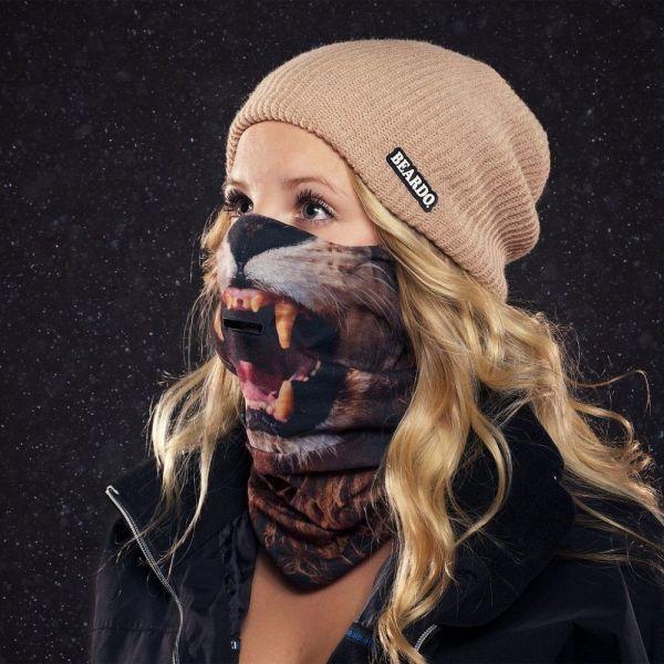 Lion Ski Mask Beardo Gadget Flow