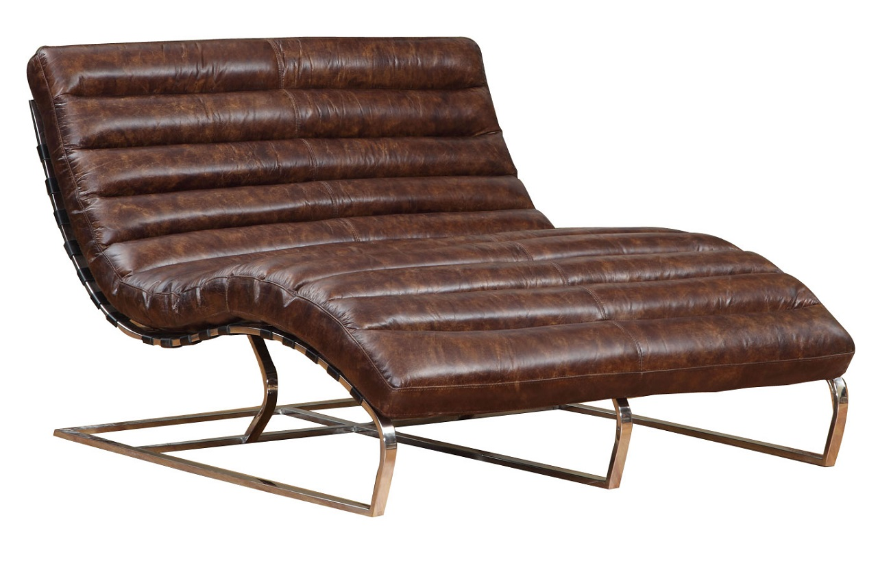 Double Wide Recliner Chair Oviedo Leather Double Wide Chaise Gadget Flow