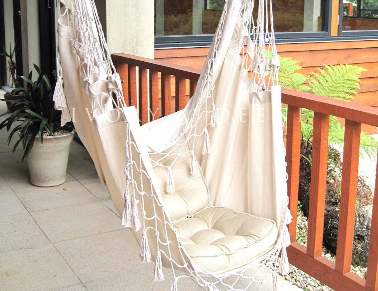 Luxury Hanging Hammock Chair  Gadget Flow