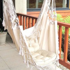 Hanging Chair Game Discount Outdoor Cushions Luxury Hammock  Gadget Flow