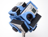 Pro6  The 360-Degree GoPro Holder by 360Heroes  Gadget Flow