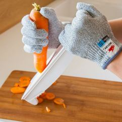 Cut Gloves For Kitchen Small Island With Seating Nocry Resistant  Gadget Flow