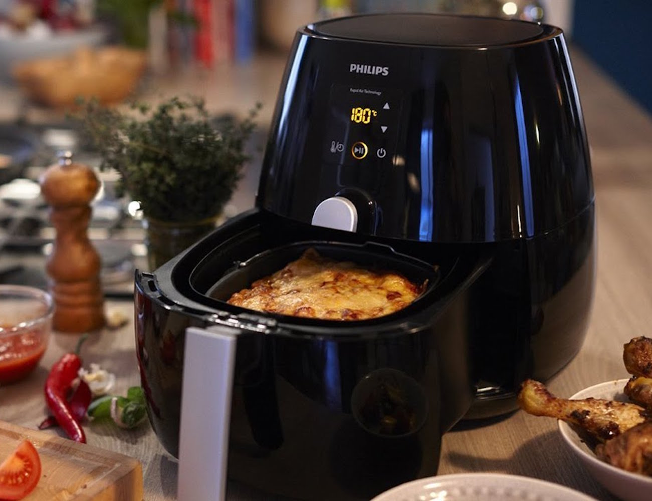 kitchen gadget gifts flush mount lighting philips digital airfryer with rapid air technology ...