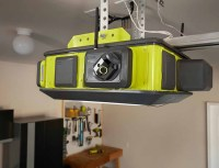 RYOBI Ultra-Quiet Garage Door Opener  Gadget Flow