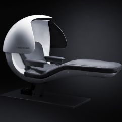 Energy Pod Chair Eames Style Office Energypod Napping By Metronaps  Gadget Flow