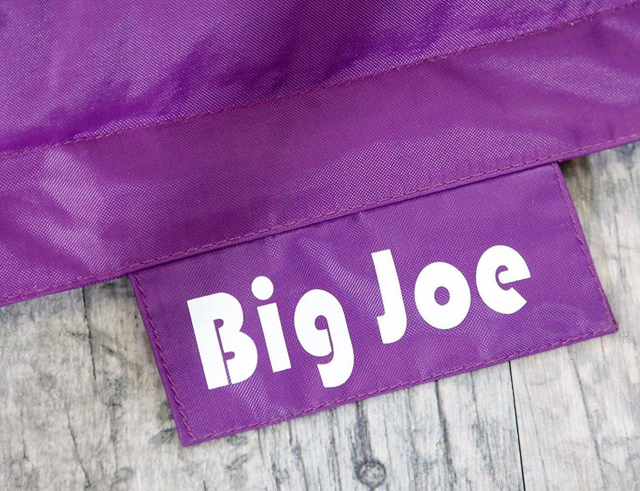 big joe roma lounge chair vanity table zebra bean bag furniture bada