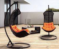 Clove Balanced Porch Swinging Chair  Gadget Flow