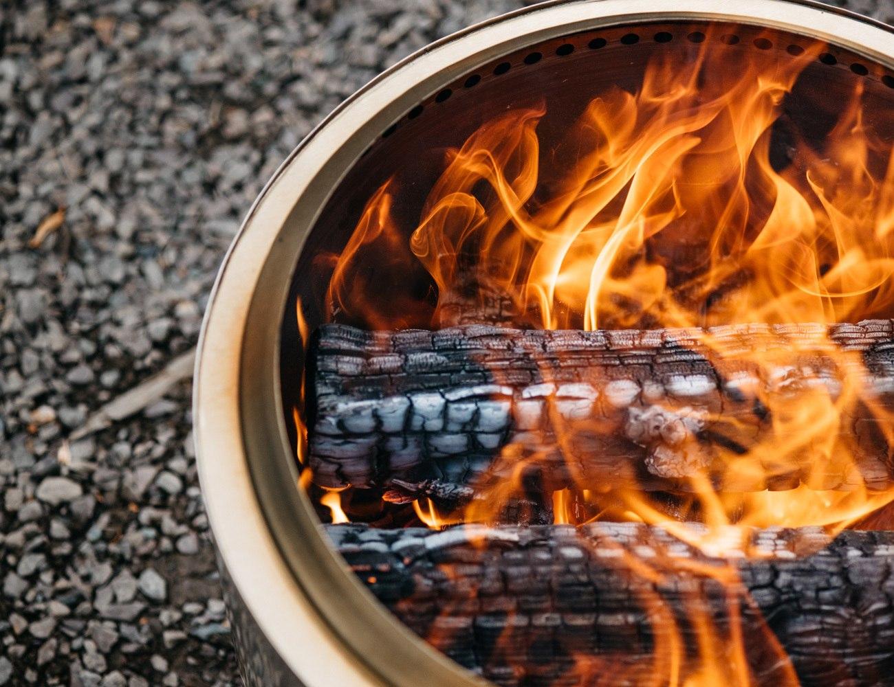 Solo Stove Bonfire  The Worlds Most Unique Fire Pit  Gadget Flow