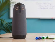 Meeting Owl Robotic Video Conference Camera Gadget Flow