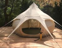 Air Beam Bud Inflatable Glamping Tent  Gadget Flow