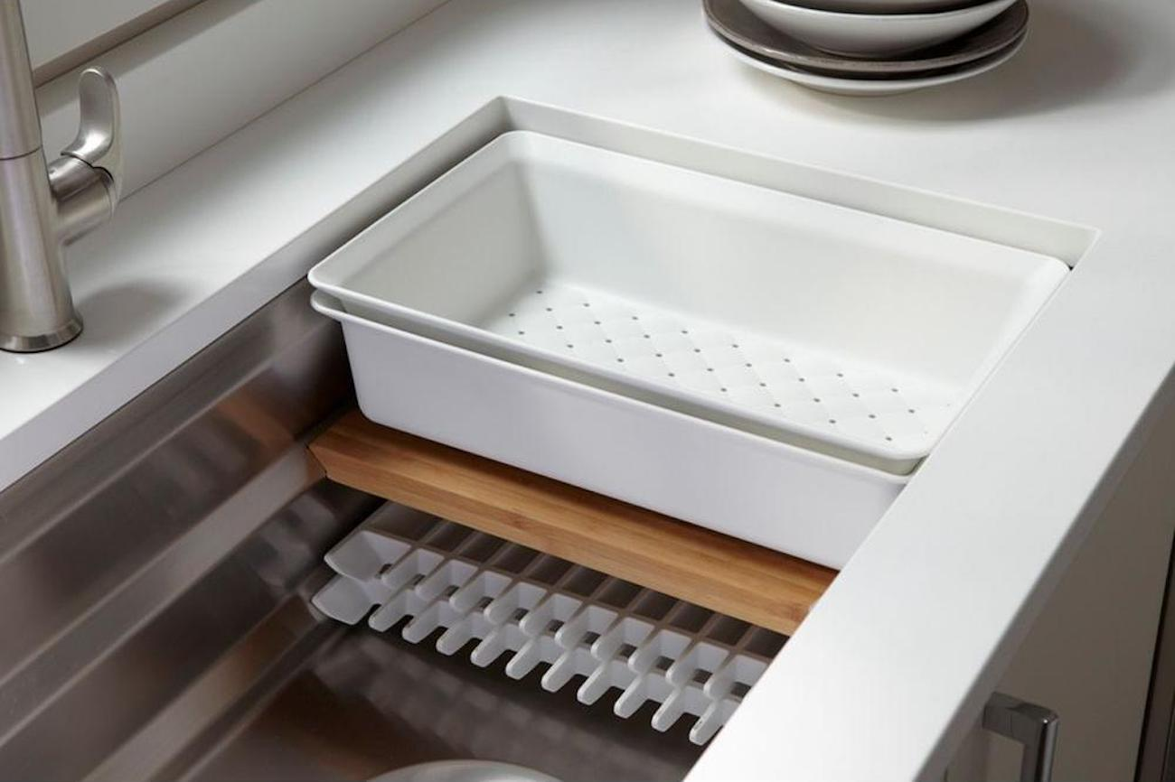 kohler undermount kitchen sink unique designs prolific kit  gadget flow