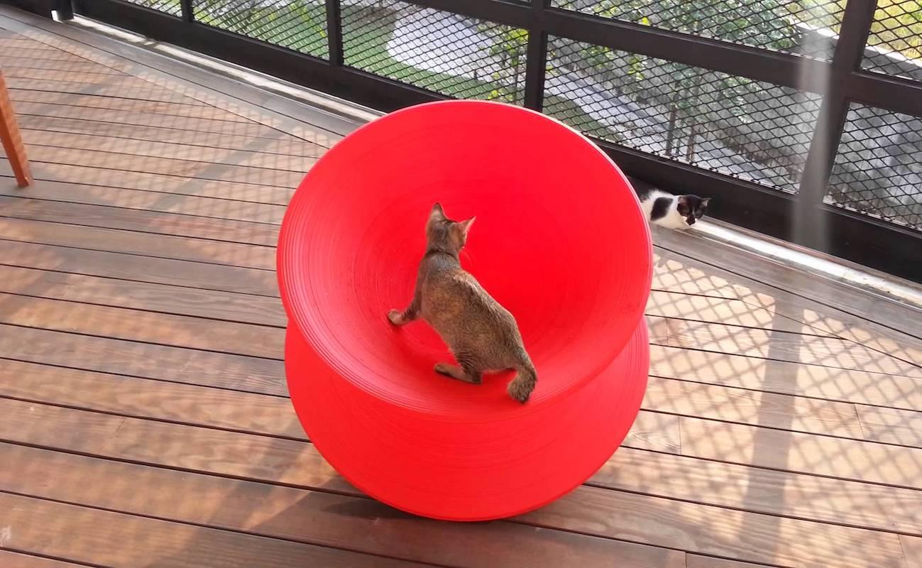 Magis Spun Rotating Chair  Gadget Flow