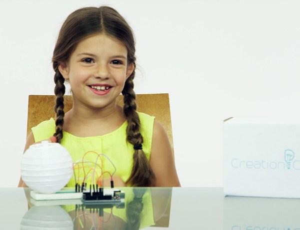 Creation Crate Ar Electronics Education Platform Gadget Flow