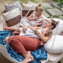Hanging Chair Sams Club Orange Covers For Weddings Tiipii Bed Luxury Transportable Hammock  Gadget Flow