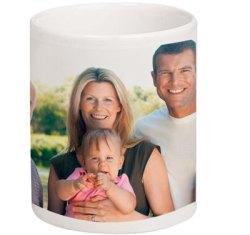 tazza personalizzata con foto panoramica