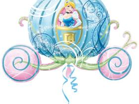 Folienballon Cinderella